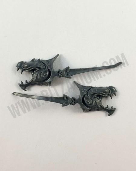 Fangmora Eels Tête 2 Akhelian Guard