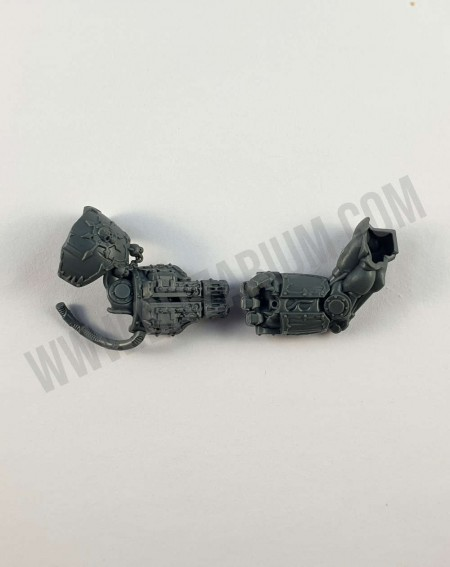 Canon métallodermique 2 Obliterators