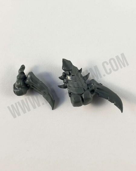 Biomorphe Caudal De Battoir Tranchant Exocrine / Haruspex