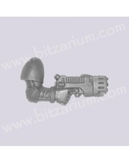 Bras droit avec Pistolet à Plasma