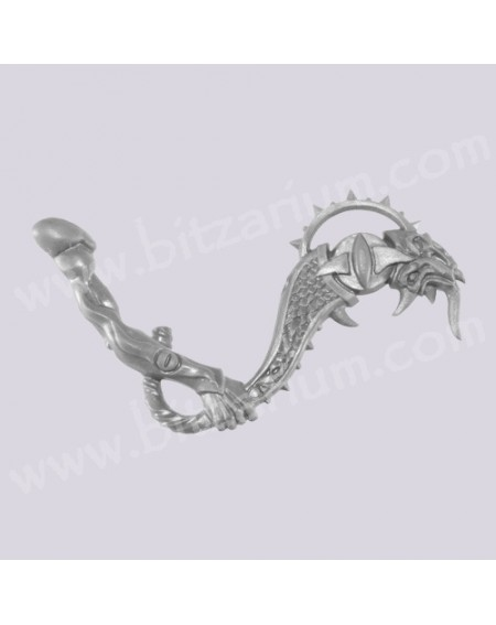 Arm with Hunting Horn