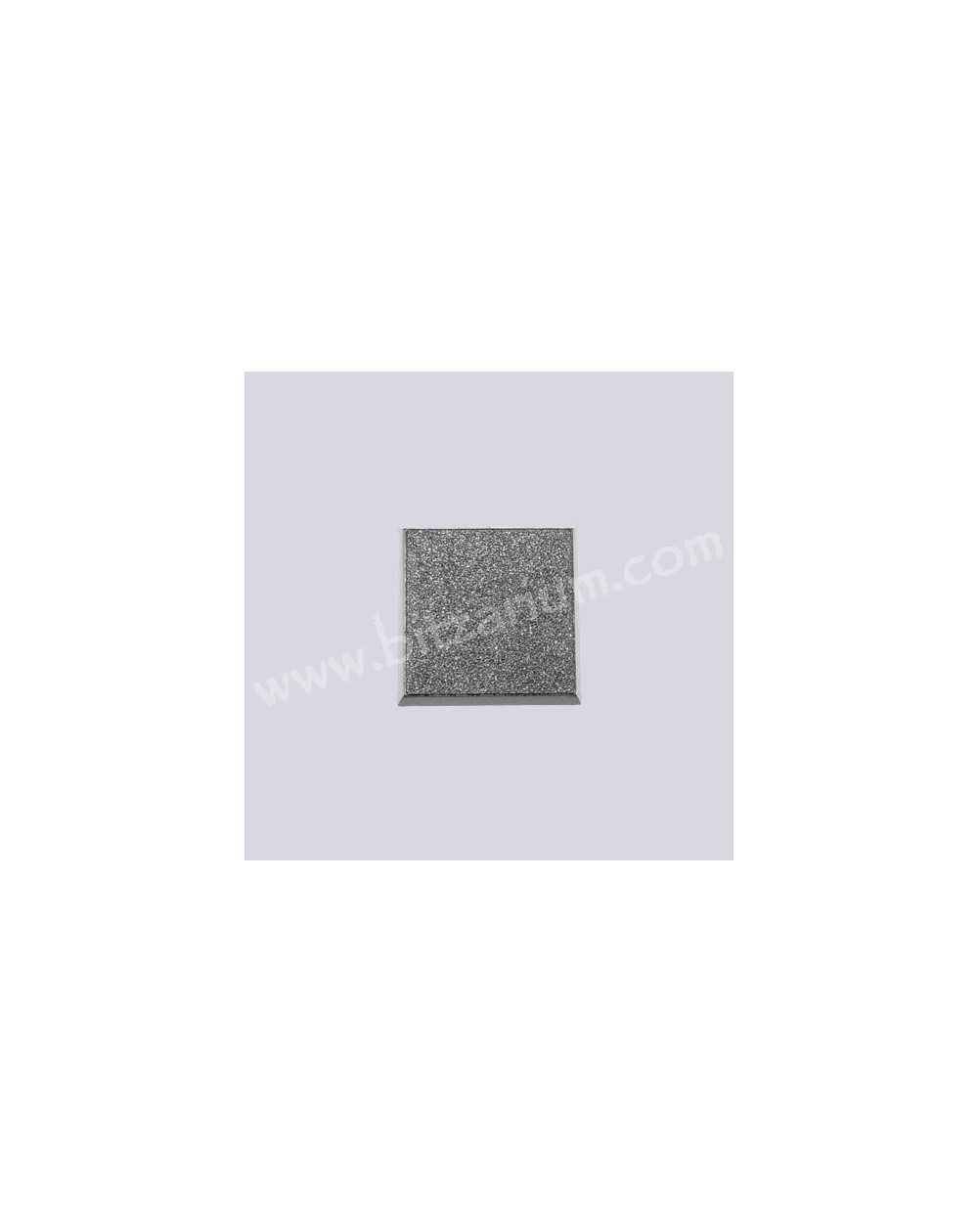 25mm/0,98in solid square Base 01