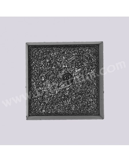 40mm solid square Base