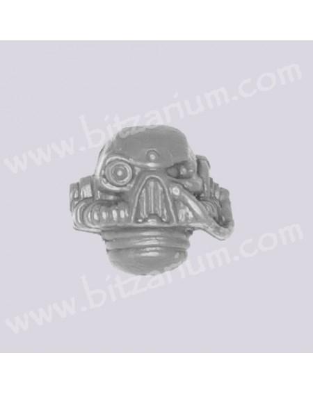 Artilleryman Head 1
