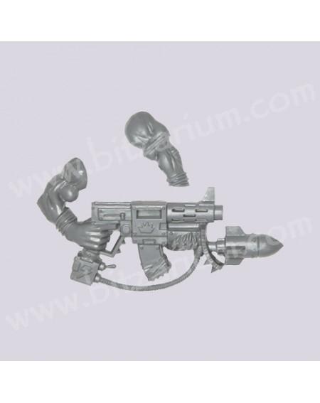 Arme kombinée 1