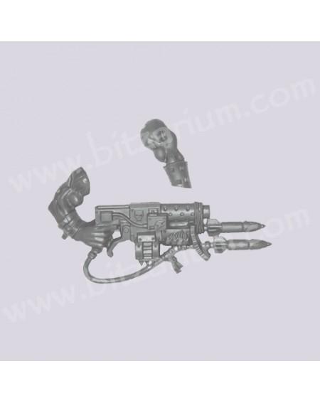 Arme kombinée 2