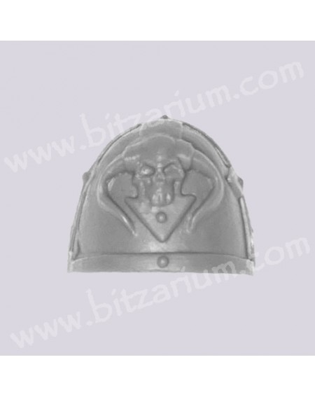 Artilleryman Shoulder Pad 2