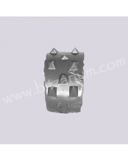 Right sided Shoulder Pad 3