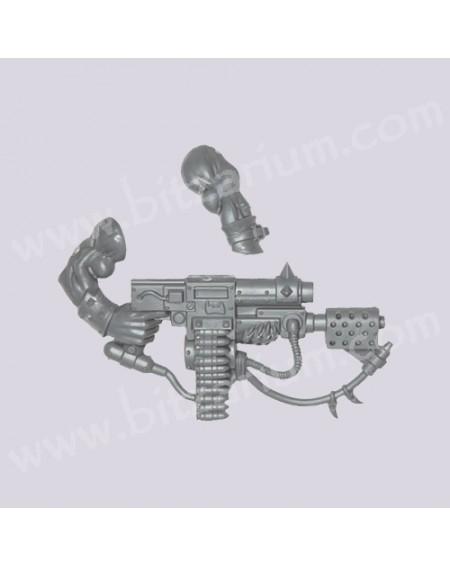Arme kombinée