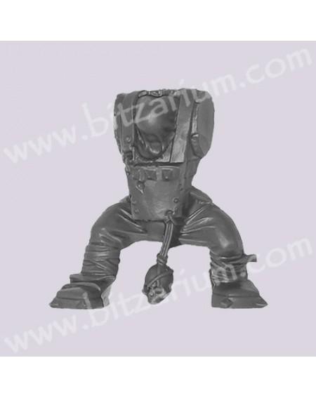 Gunner Body 1