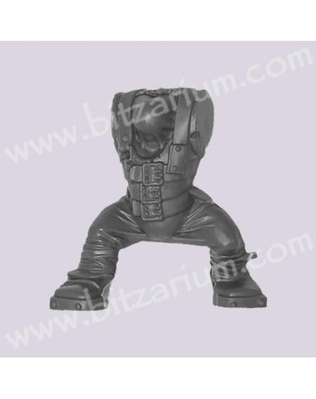 Gunner Body 2