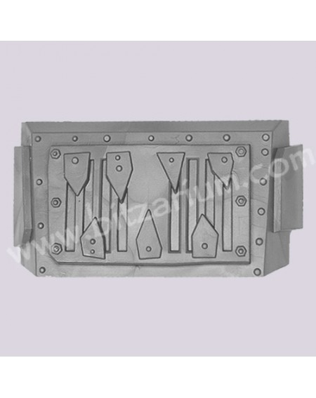 Front Armour Plate