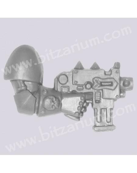 Pistolet Bolter 1