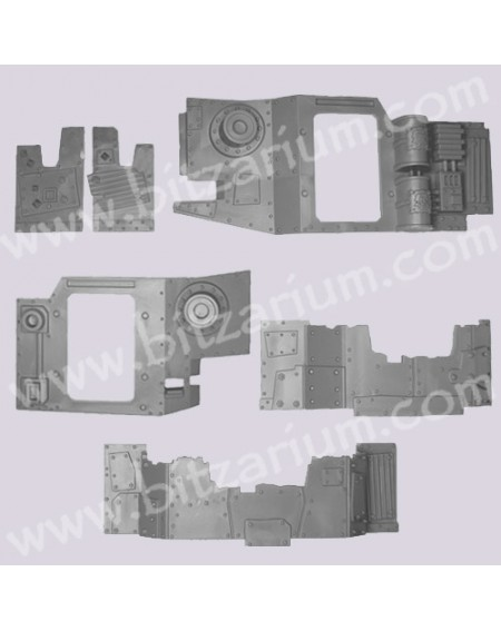 Side Armour Plate