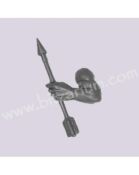Arm with Arrow