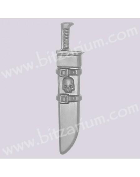 Sheathed Dagger