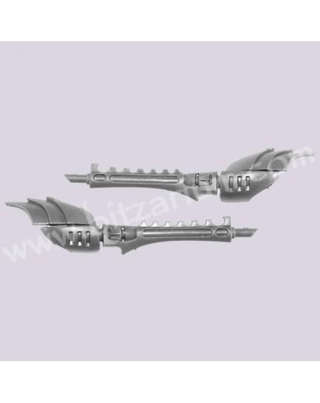 Twin-linked Splinter Cannon