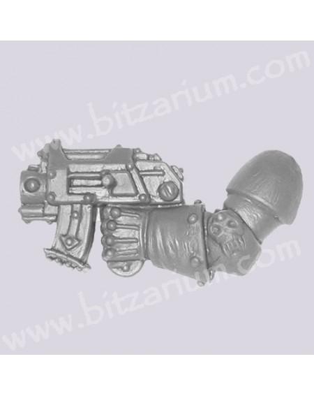 Pistolet bolter 4