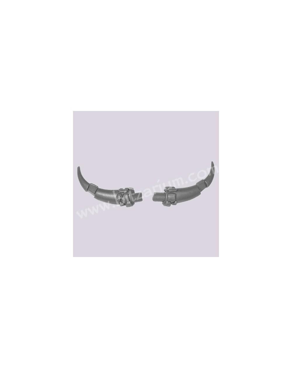 Dragon Horns 2