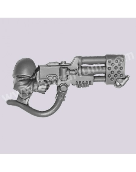 Heavy Flame-Thrower