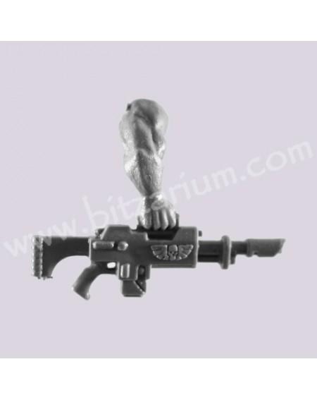 Fusil Laser 2