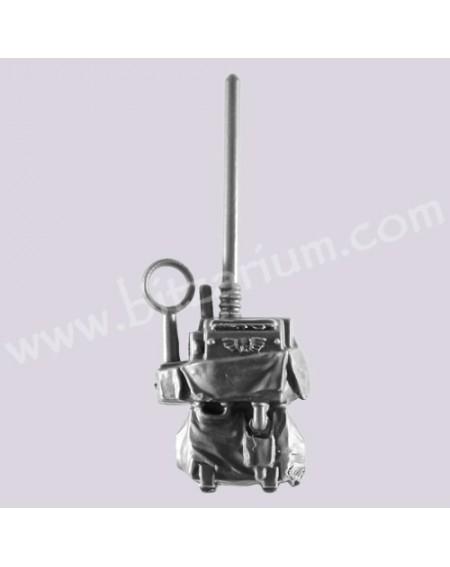 Pack dorsal Radio