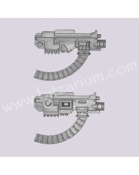Twin-Linked Heavy Bolter