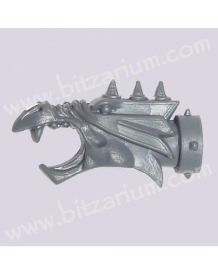 Gun Large Muzzle