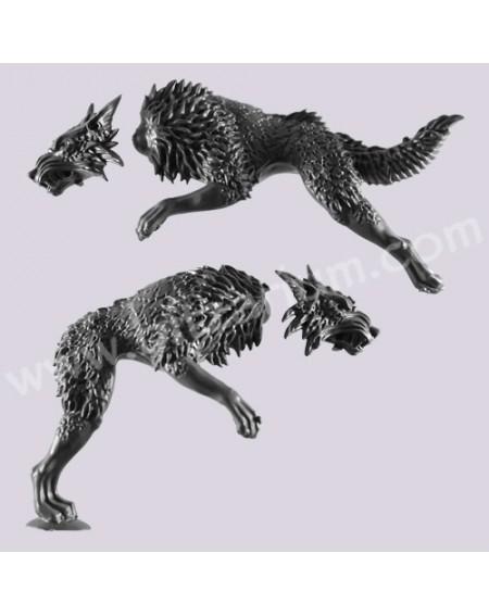 Fenrisian Wolf 5