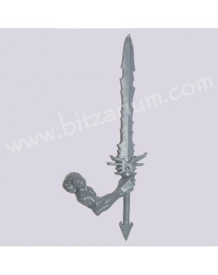 Epée 8