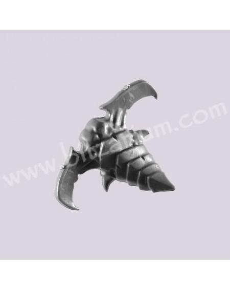 Scythe Weapon Tail