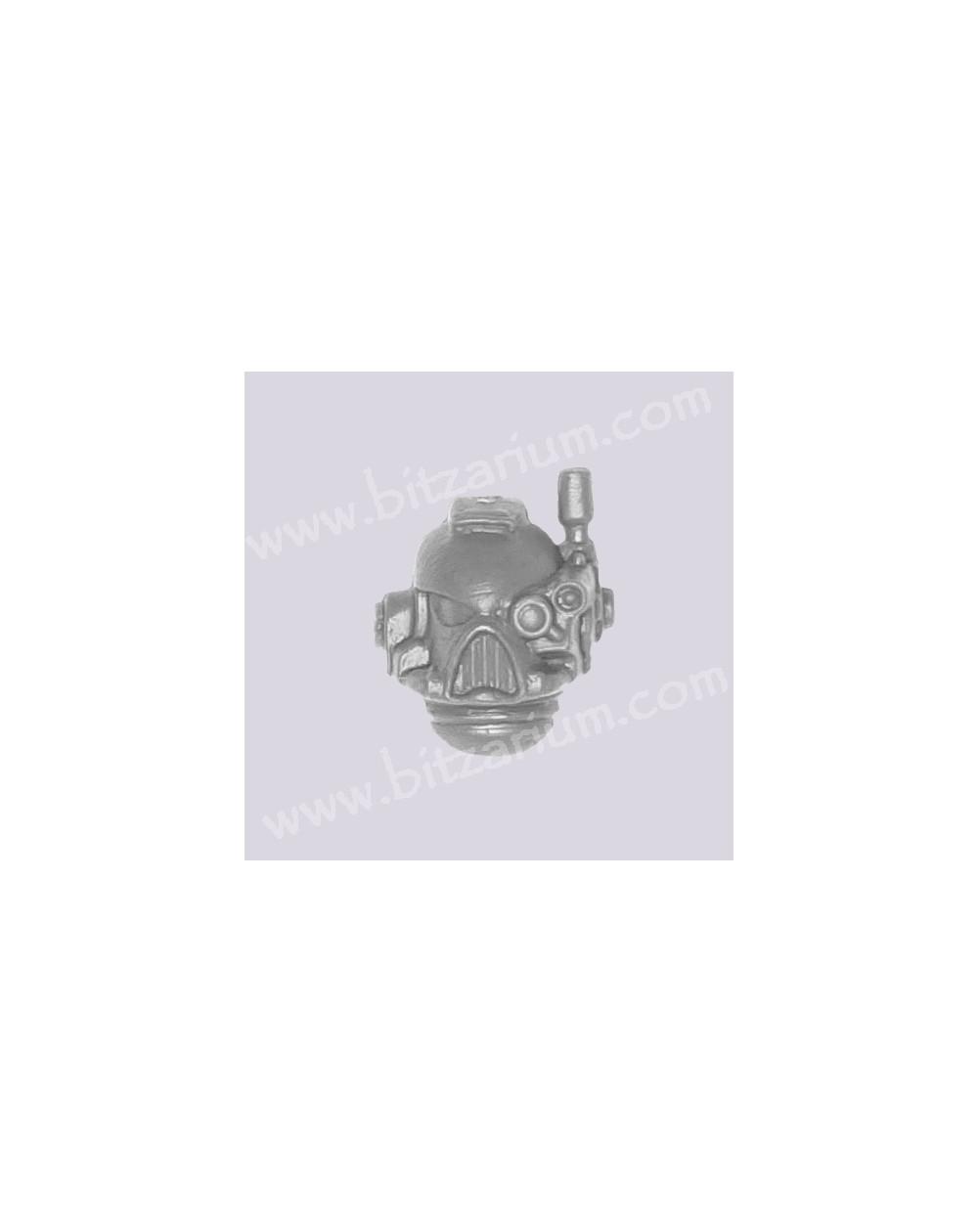 Artilleryman Head 2
