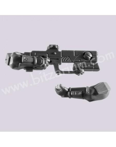 Carabine à Impulsions 1
