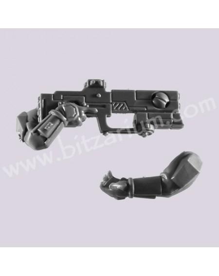 Carabine à Impulsions 2