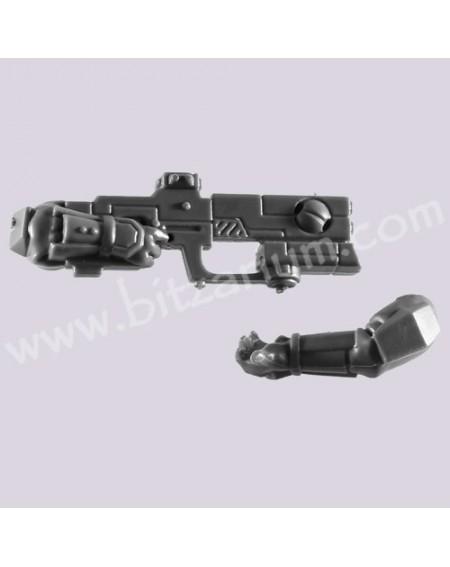 Carabine à Impulsions 3