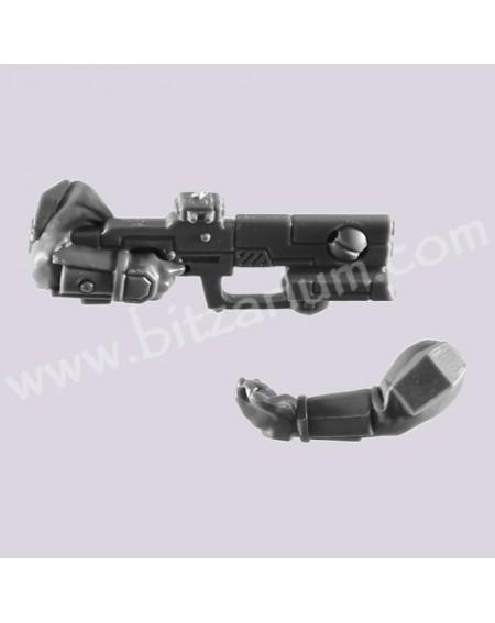 Carabine à Impulsions 4
