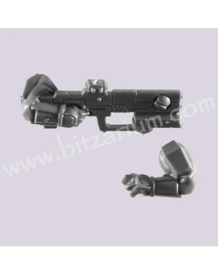 Carabine à Impulsions 5