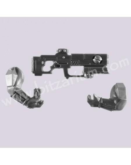 Carabine à Impulsions 6