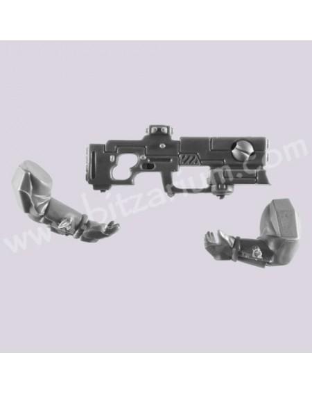 Carabine à Impulsions 7
