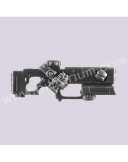 Carabine à Impulsions 8
