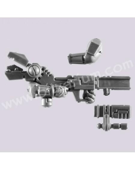 Fusil à Ions 3