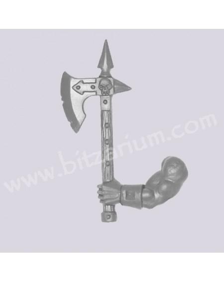 Champion's axe