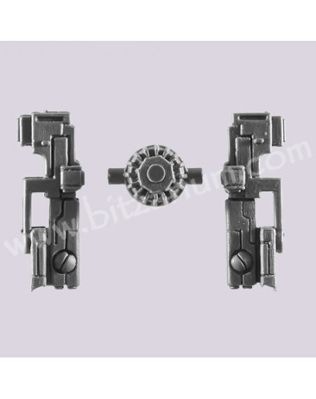 Carabines à Impulsions jumelées