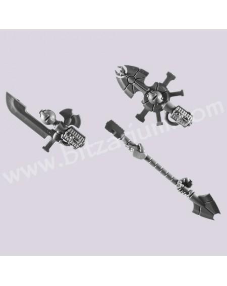 Warscythe / Rod 4