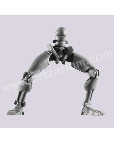 Warrior Legs 1