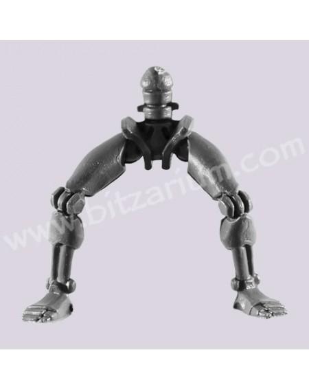 Warrior Legs 2