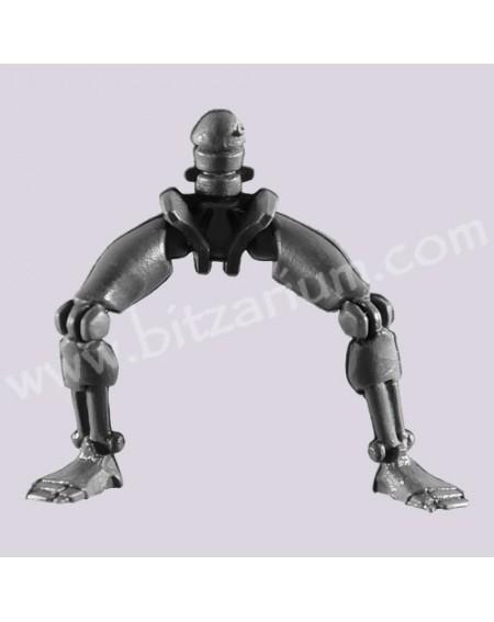 Warrior Legs 4