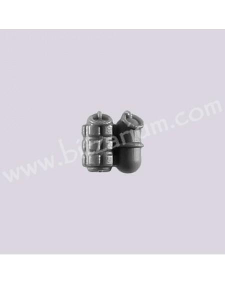Grenades 3 - Escouade Tactique Space Marine