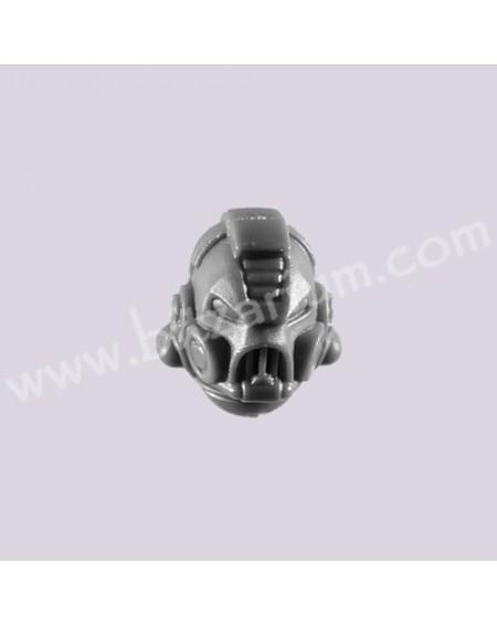 Head 1 - Space Marine Centurions