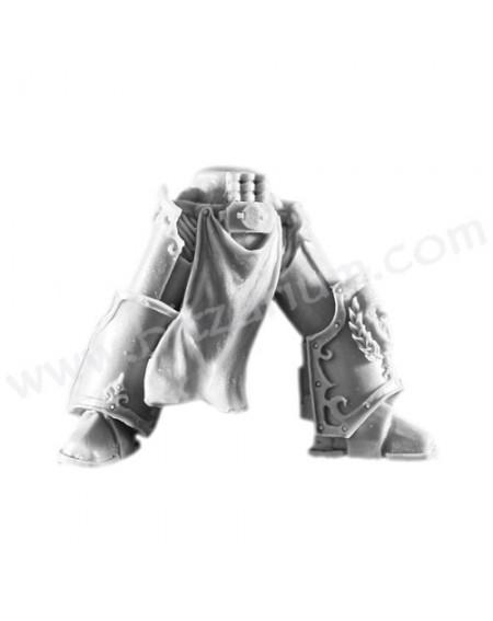 Jambes 1 - Terminators Phénix
